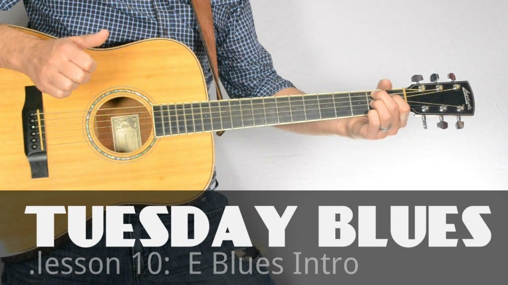 Here's One Way to Start a Blues Song | TB011