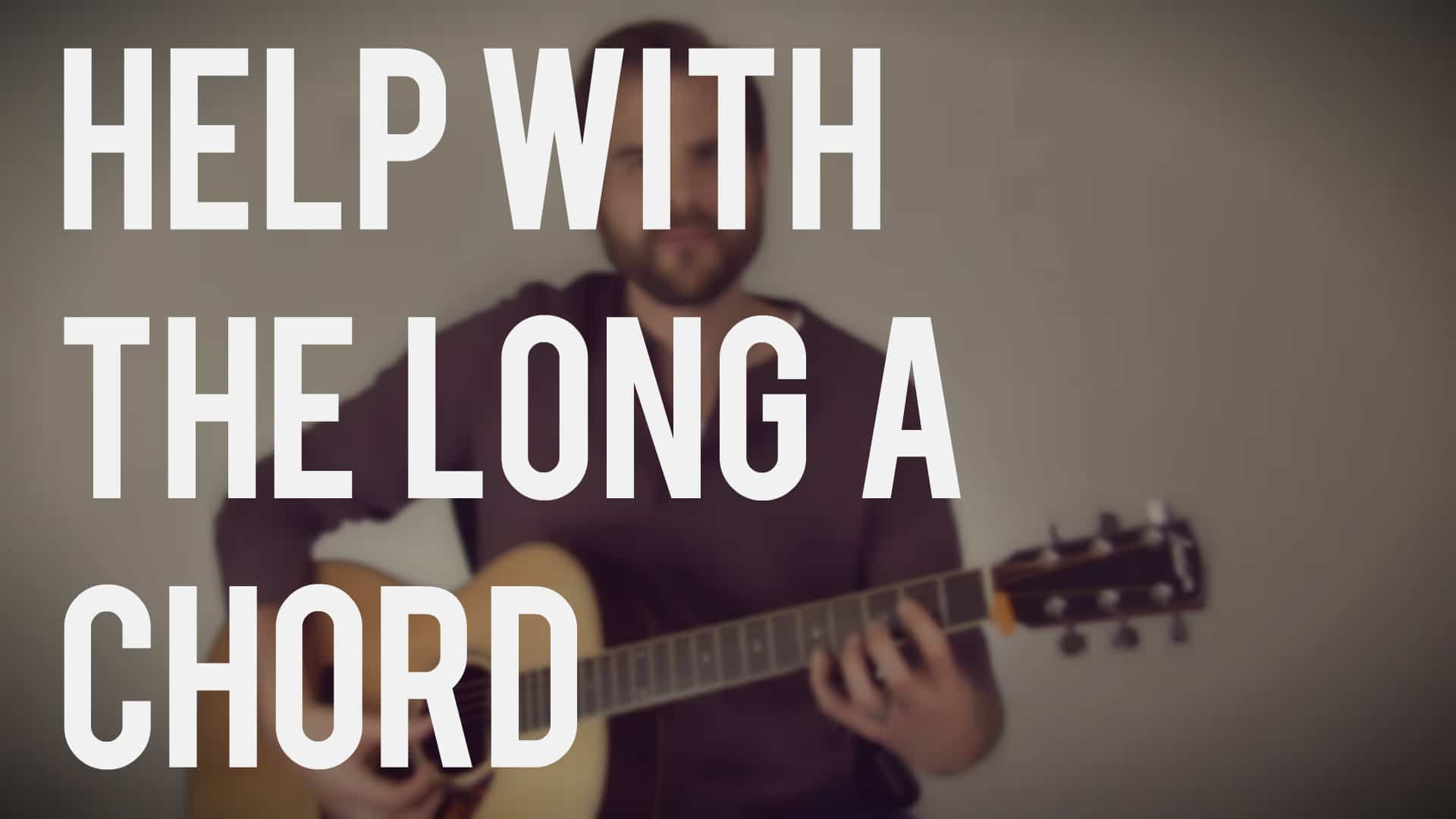 2 Alternatives For The Long A Chord Tb086 Blues Guitar Institute