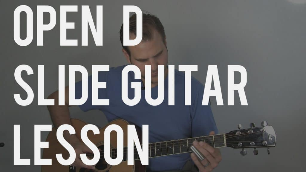 How to Play a Lively Open D Slide Rhtyhm | TB116