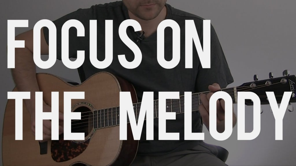 Focus on the Melody for Big Results | TB120