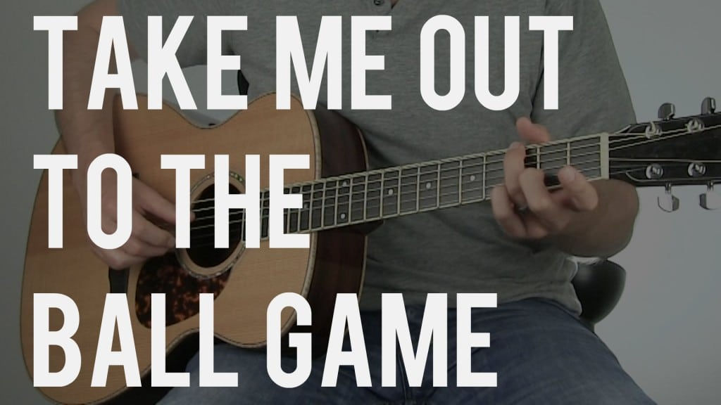 "Learn How To Play ""Take Me Out to the Ball Game"" 