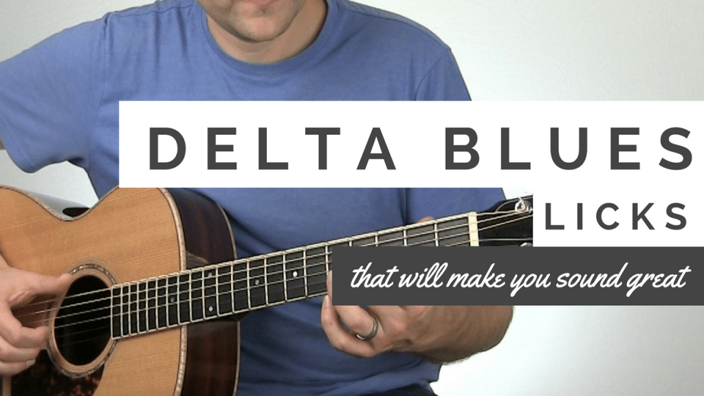 More Delta Blues Licks that Will Make You Sound Great | TB131