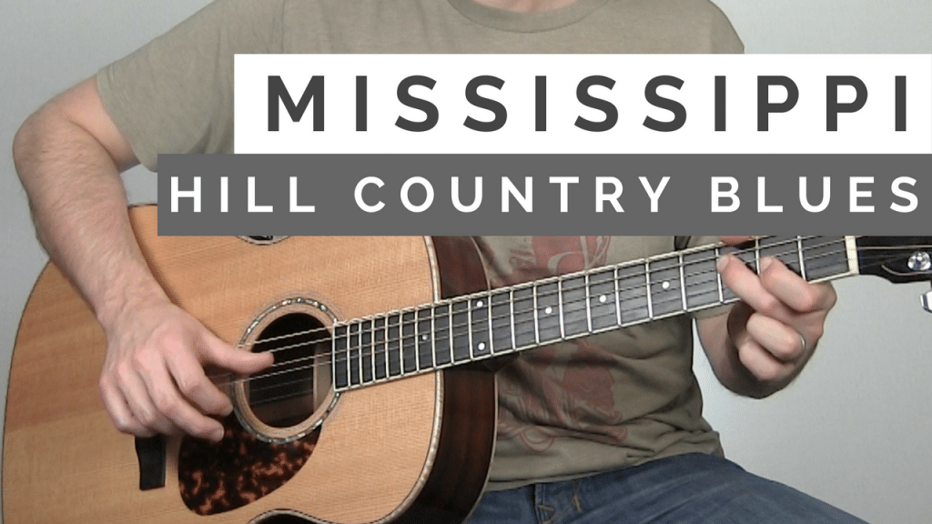How To Play A Crazy Mississippi Hill Country Rhythm | TB135