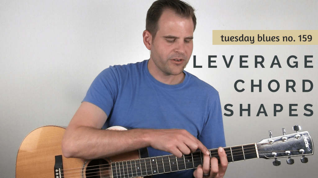 Learn How to Leverage Chord Shapes with This Technique | TB159