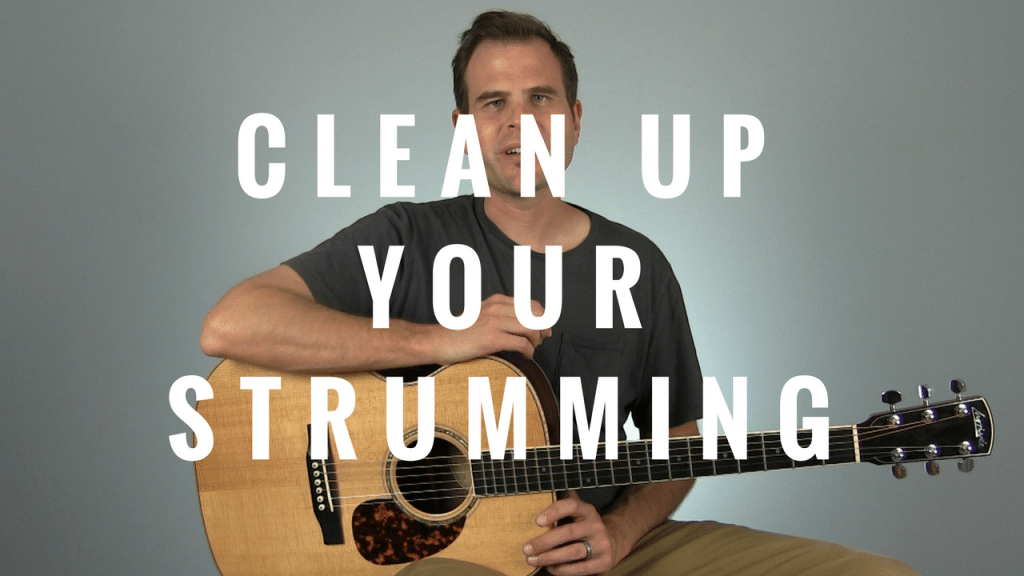 Is it time to clean up your strumming? | TB170