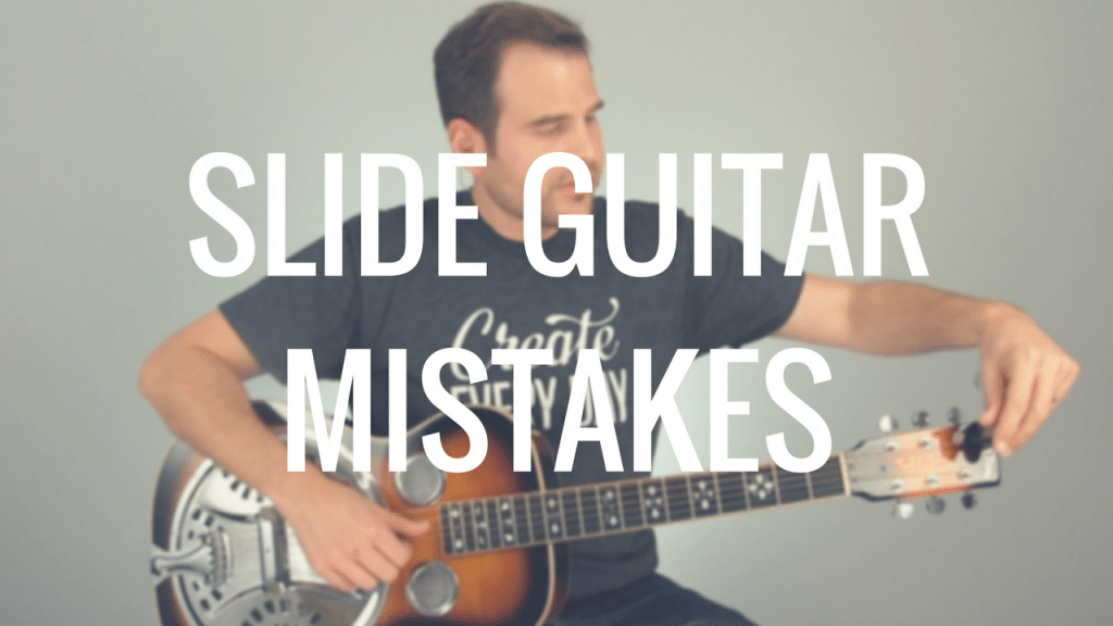 Do you make these 3 slide guitar mistakes? | TB177