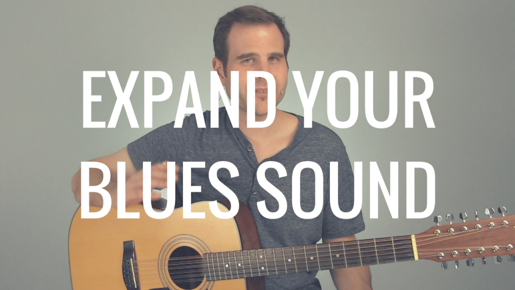 Here's a Quick Way to Expand Your Blues