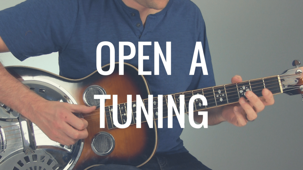 The What and How of Open A Tuning | TB188