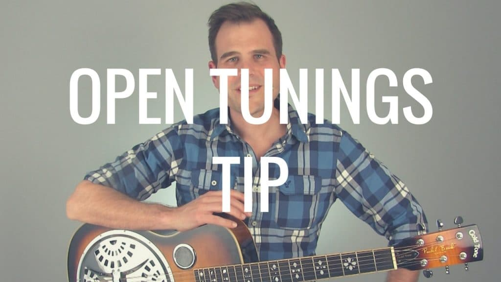 Here's One Way to Learn How to Play in Open Tunings | TB190