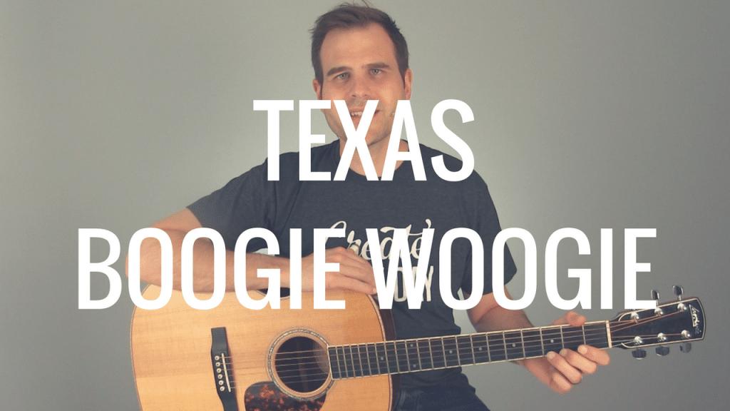 How to Play a Super Fun Texas Boogie | TB191