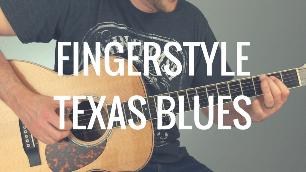 How to Add Fingerstyle Sounds to the Texas Blues Shuffle