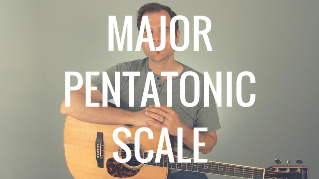 2 Fun Ways to Practice the Major Pentatonic Scale | TB199
