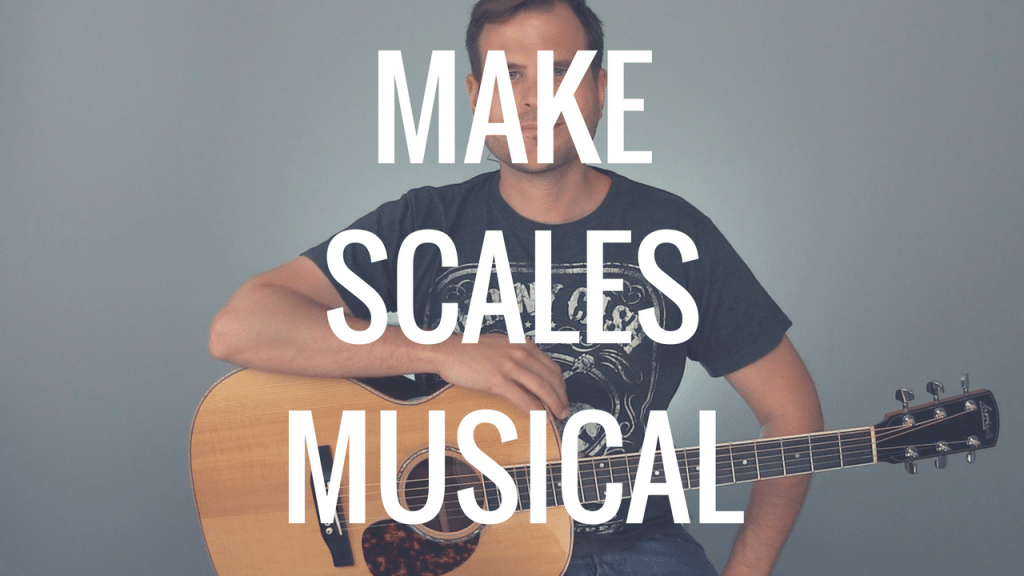 4 Ways to Make Your Scales Sound Like Music | TB201