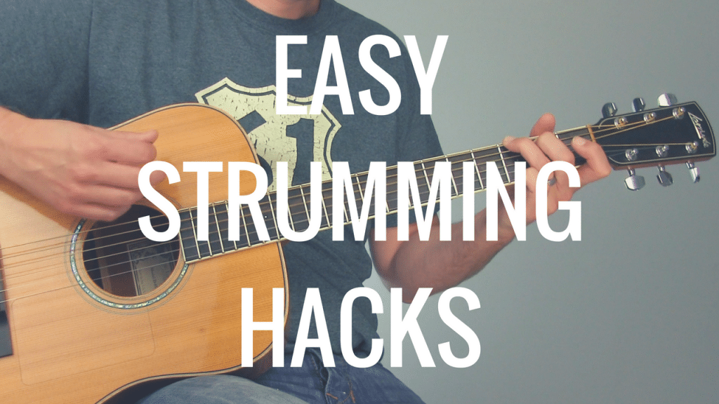 Spice Up Your Strumming with these 3 Easy Hacks | TB203