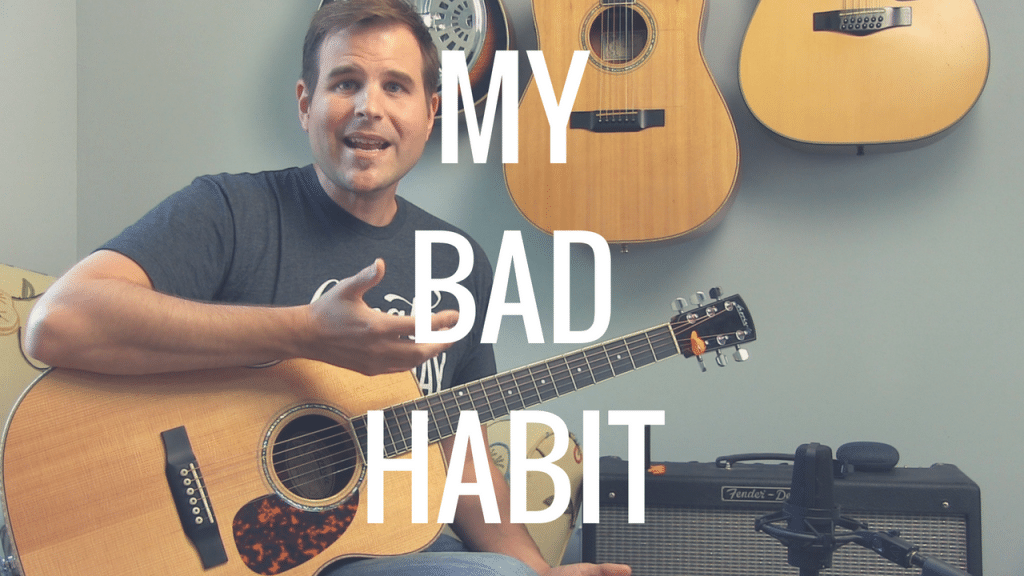 Avoid this Bad Habit on the Guitar | TB204