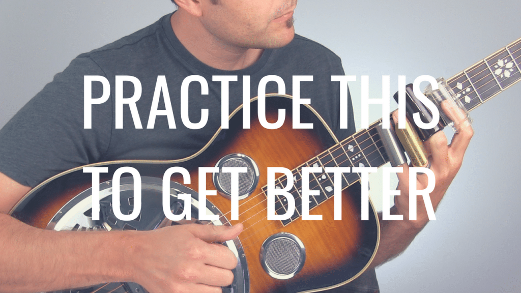 Do This To Get Better With Slide Guitar | TB209