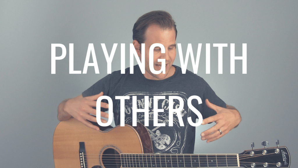Do this When Playing with Another Guitarist | TB215