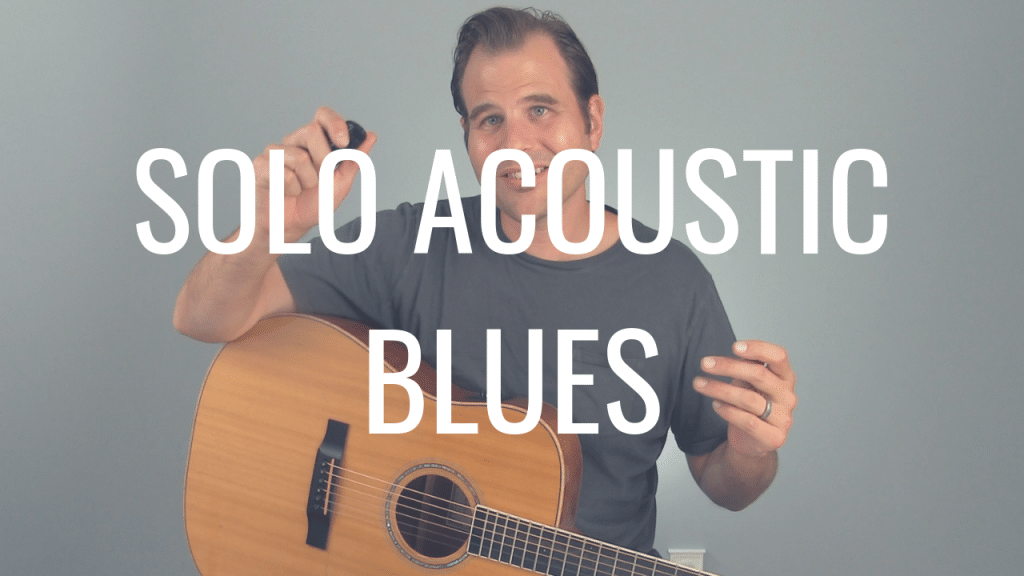 How I Changed the Way I Play Acoustic Blues | TB217