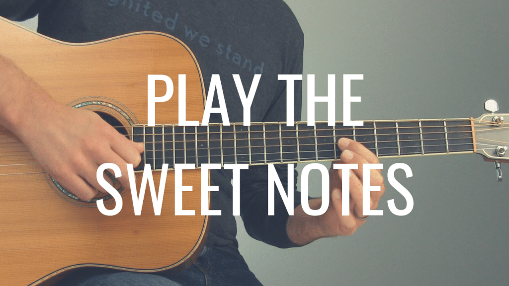 How to Add Sweet Notes to Your Blues Licks | TB218