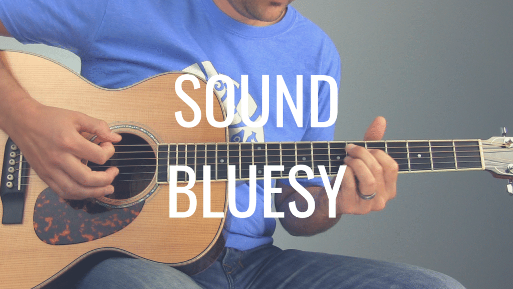 How Can I Sound Bluesy on Guitar? | TB219