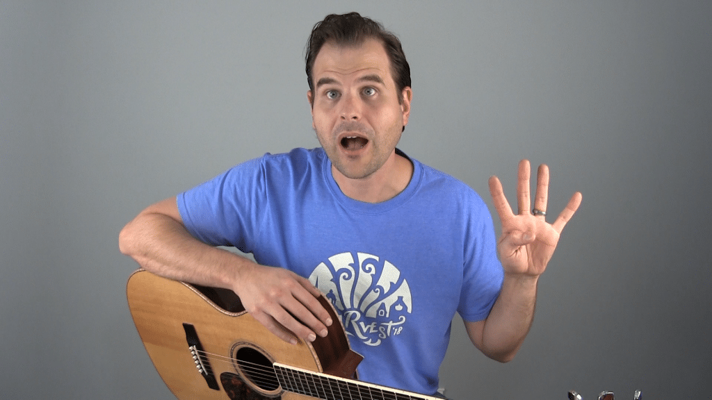 How to Count to Four (for Blues Guitarists) | TB224