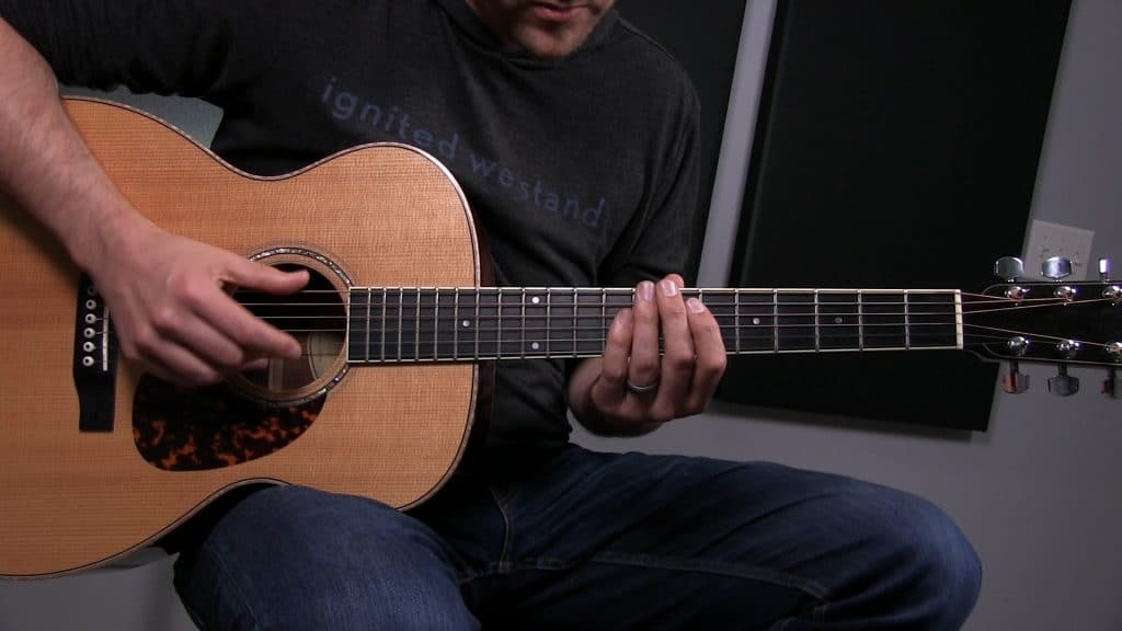 Delta Blues Guitar Lesson (Fingerstyle) | TB242