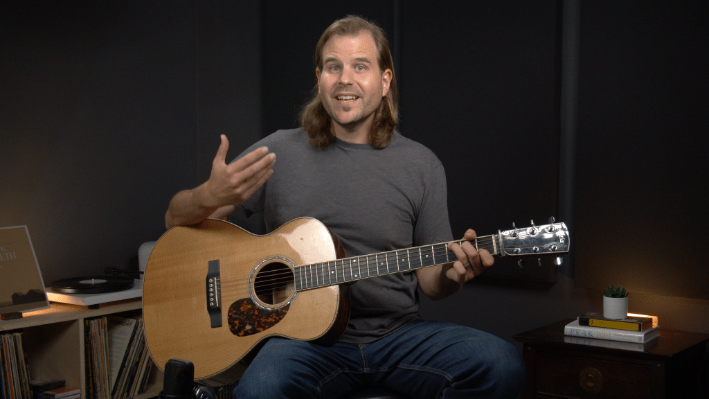 Fingerpicking Lesson: How to Play Bass and Melody Together