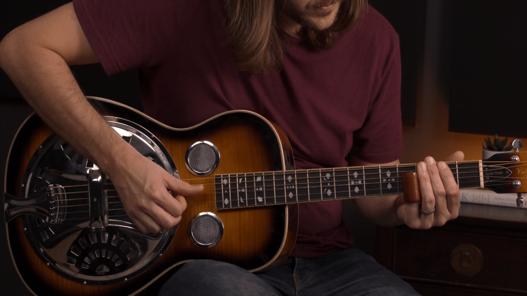 Can You Play this Slide Guitar Riff?