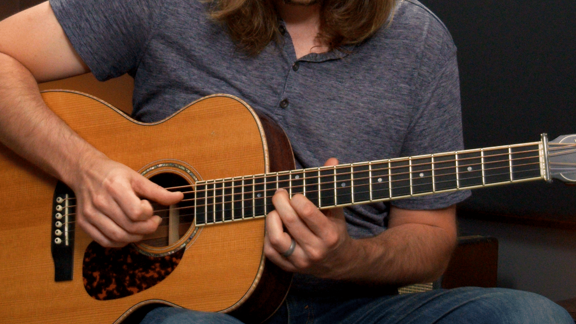 blues turnarounds on guitar